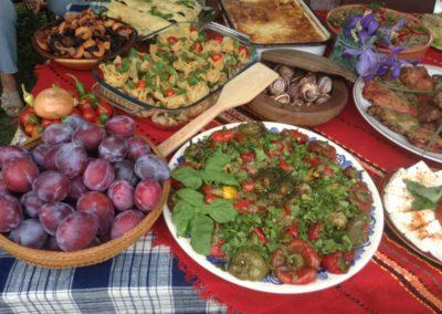 comida bulgara